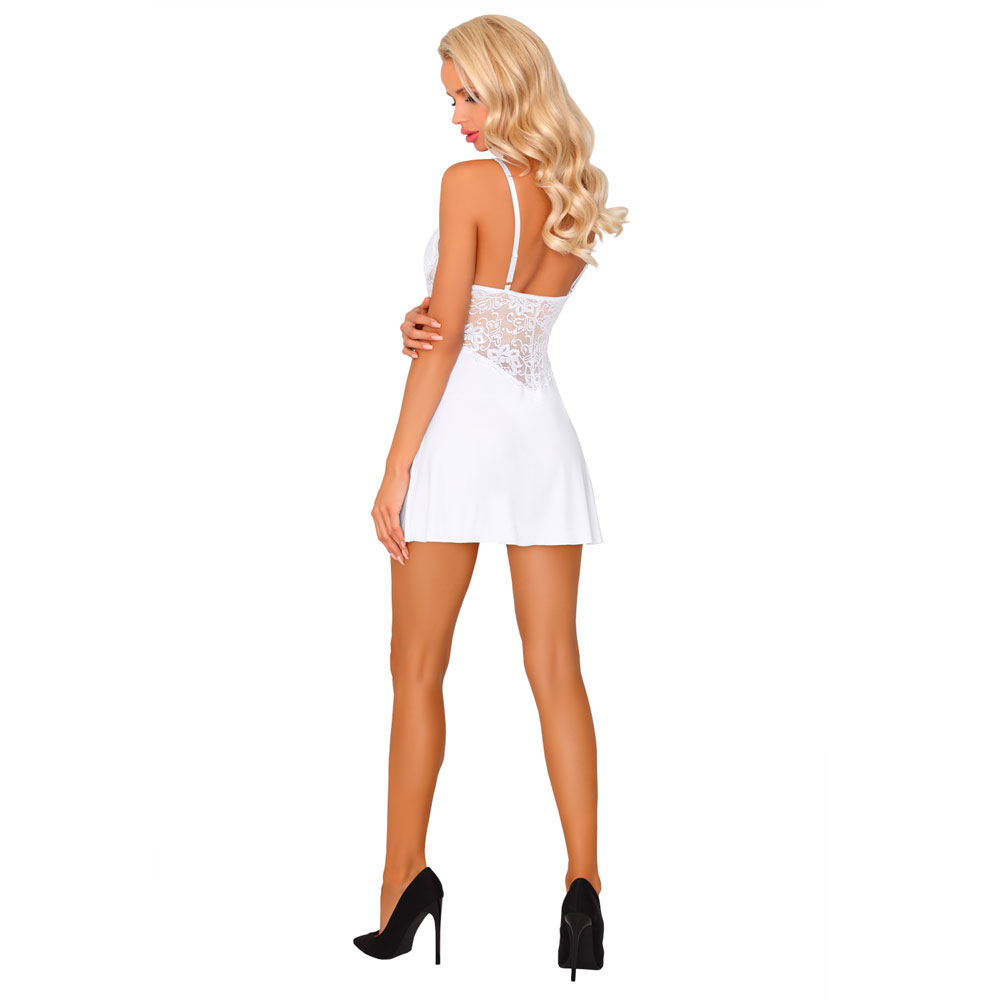 Corsetti Ellenin White Dress