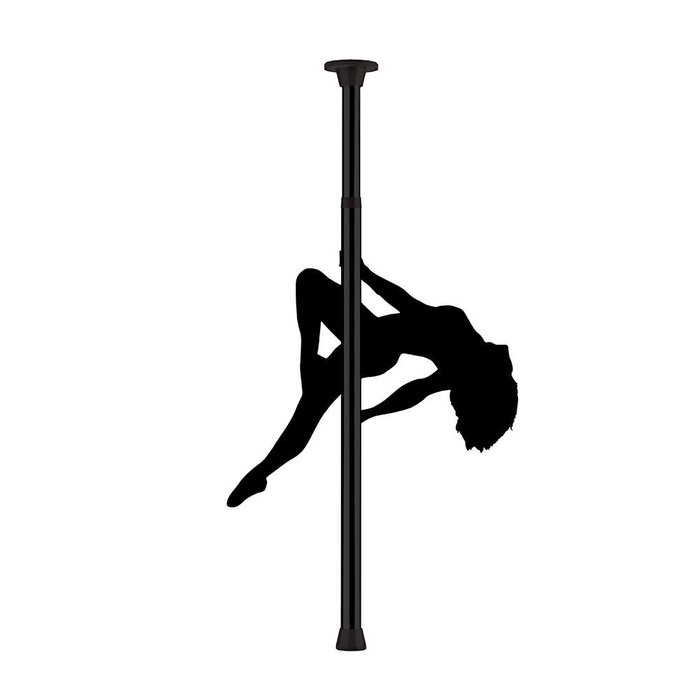 Ouch Black Dance Pole