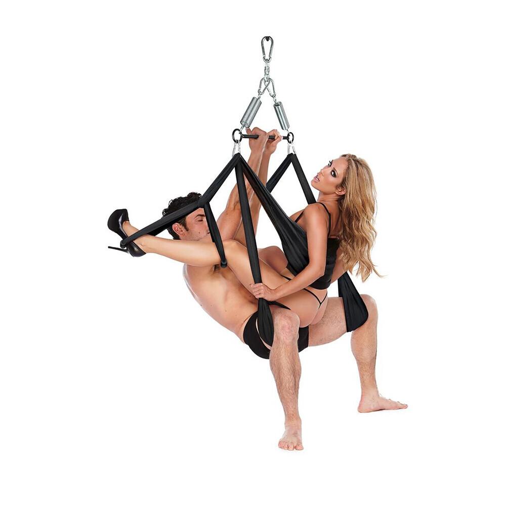 Whipsmart Luxury Bondage Yoga Pleasure Swing
